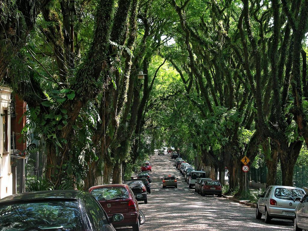 Rua Gonçalo de Carvalho em Porto Alegre
