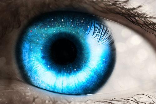 Universo nos Olhos